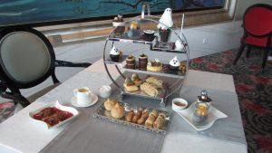 Sajian Khas Hotel Ciputra World saat Halloween Party yakni Halloween Afternoon Tea