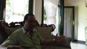 Ketut Marjaya, Resort Manager Margo Utomo