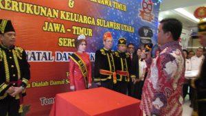 Pengukuhan Ketua dan Koordinator Wilayah ODC Jawa Timur pada hari Jumat (20/01/2017)