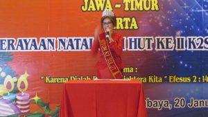 Sambutan Ketua ODC Jawa Timur