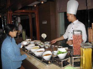 Beragam aneka masakan nusantara di Hotel Santika Premiere Gubeng Surabaya untuk hidangan pada Bulan Suci Ramadhan 2017 di Hotel Santika Premiere Surabaya