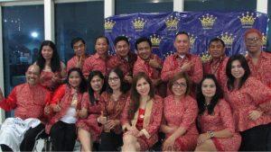 Para Pengisi Acara Jesus Reigns dari K2S Jawa Timur berfoto bersama