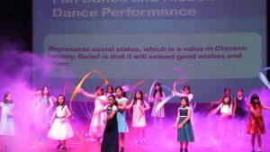 Tarian Pita Tampil Menghibur Di Depan Siswa Kelas 5 SD Ciputra Surabaya