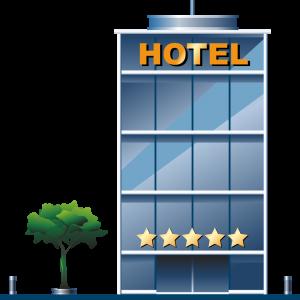 Gambar Ilustrasi Hotel. Sumber gambar: portal dipartlord