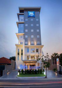 Hotel Ibis budget Surabaya yang ada di Jalan Diponegoro