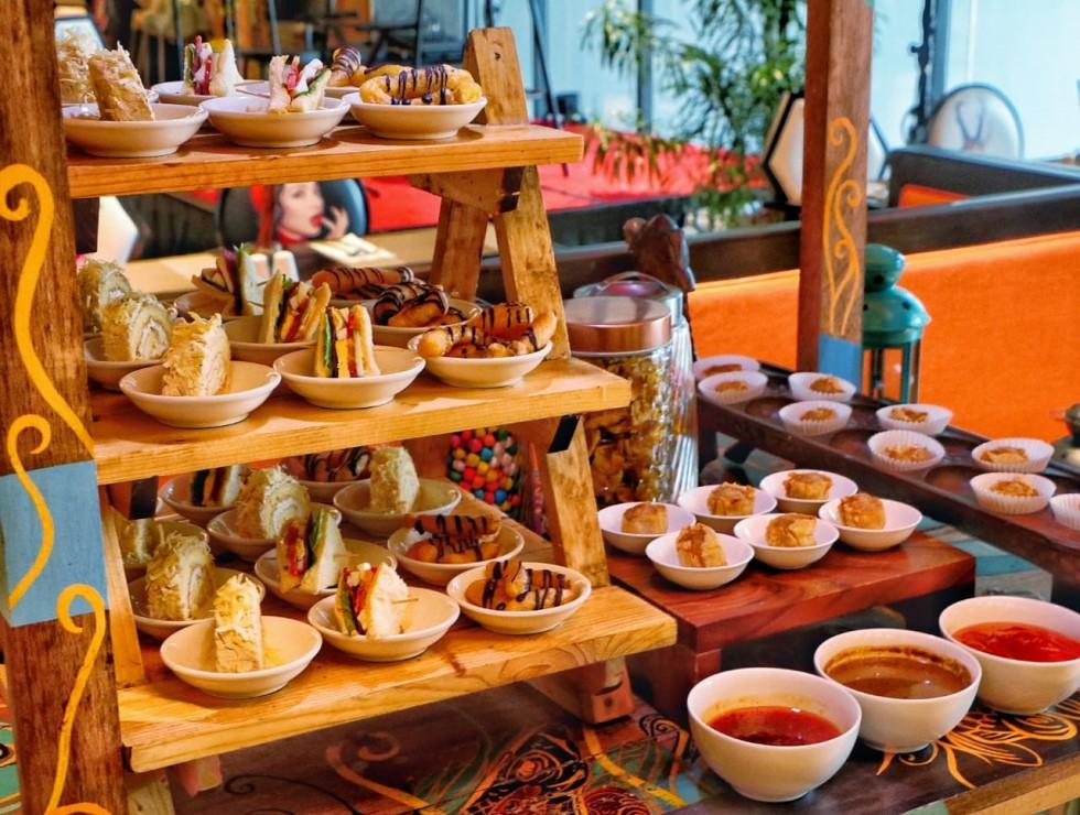 Promo All You Can Eat Beli 1 Gratis 1 pada perayaan ulang tahun ke 1 Hotel Luminor Kota, Jakarta