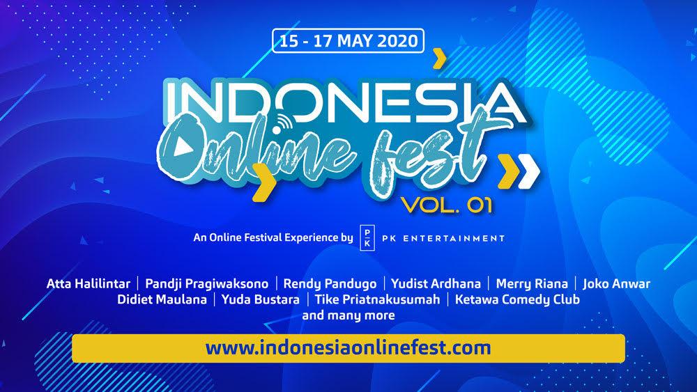 Indonesia Online Fest 2020