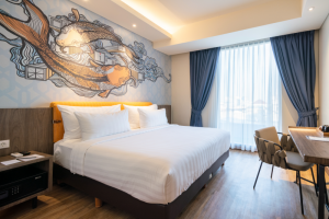 Executive Room Luminor Hotel Kota_Jakarta