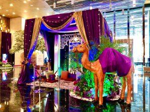 Suasana Hotel Grand Mercure Kemayoran Jakarta saat bulan Ramadhan ini