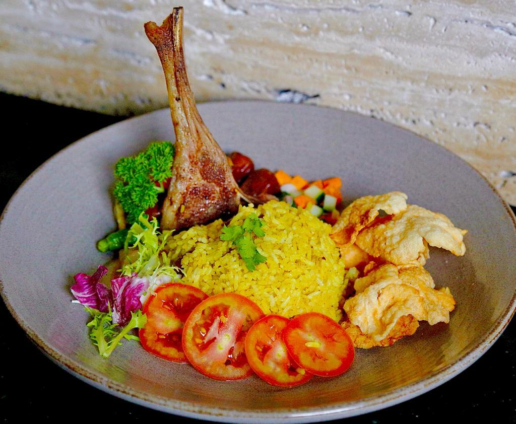 Salah satu menu All You Can Eat yang ada di Hotel Grand Mercure Kemayoran Jakarta