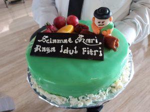 Pastry Cake Spesial Menyambut Hari Raya Idul Fitri yang dibuat di Wajik Pattiserie, Luminor Hotel Kota , Jakarta