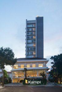 hotel Kampi Jalan Taman Apsari Surabaya
