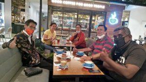 Piet milan dengan teman teman sambung Belanda Indonesia